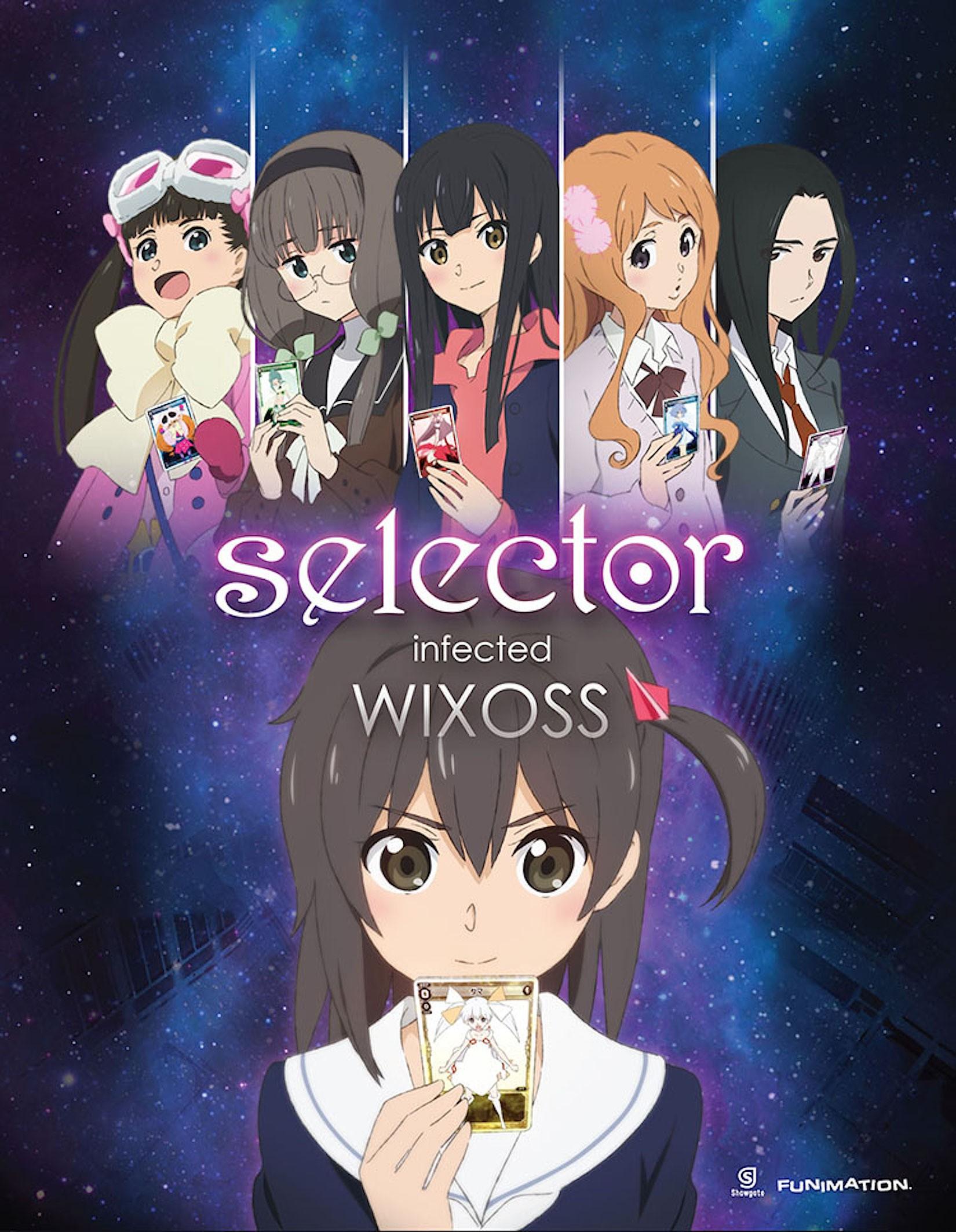 Selector Infected WIXOSS ตอนที่ 1-12 จบ พากย์ไทย